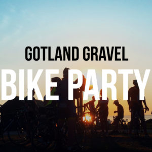 Gotland Gravel Bike Party